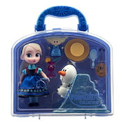 Disney Frozen Animators Collection Elsa Mini Doll Playset - Kids