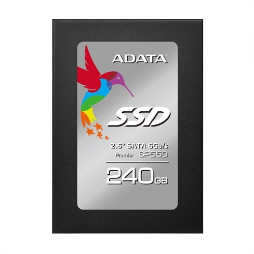 "ADATA Premier SP550 240 GB 2.5"" Internal Solid State Drive ASP550SS3-240GM-C"