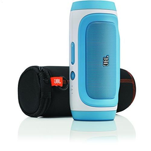 JBL Charge Portable Indoor Outdoor Bluetooth Speaker Black Wireless Stereo by JBL