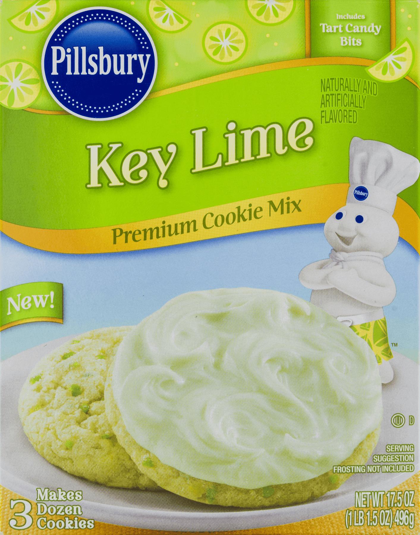 Key Lime Bars Using Cake Mix