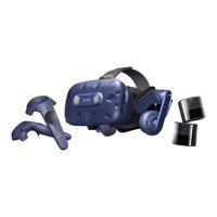 HTC VIVE Pro VR Headset & System + 6 Months VIVEPORT Infinity Subscription