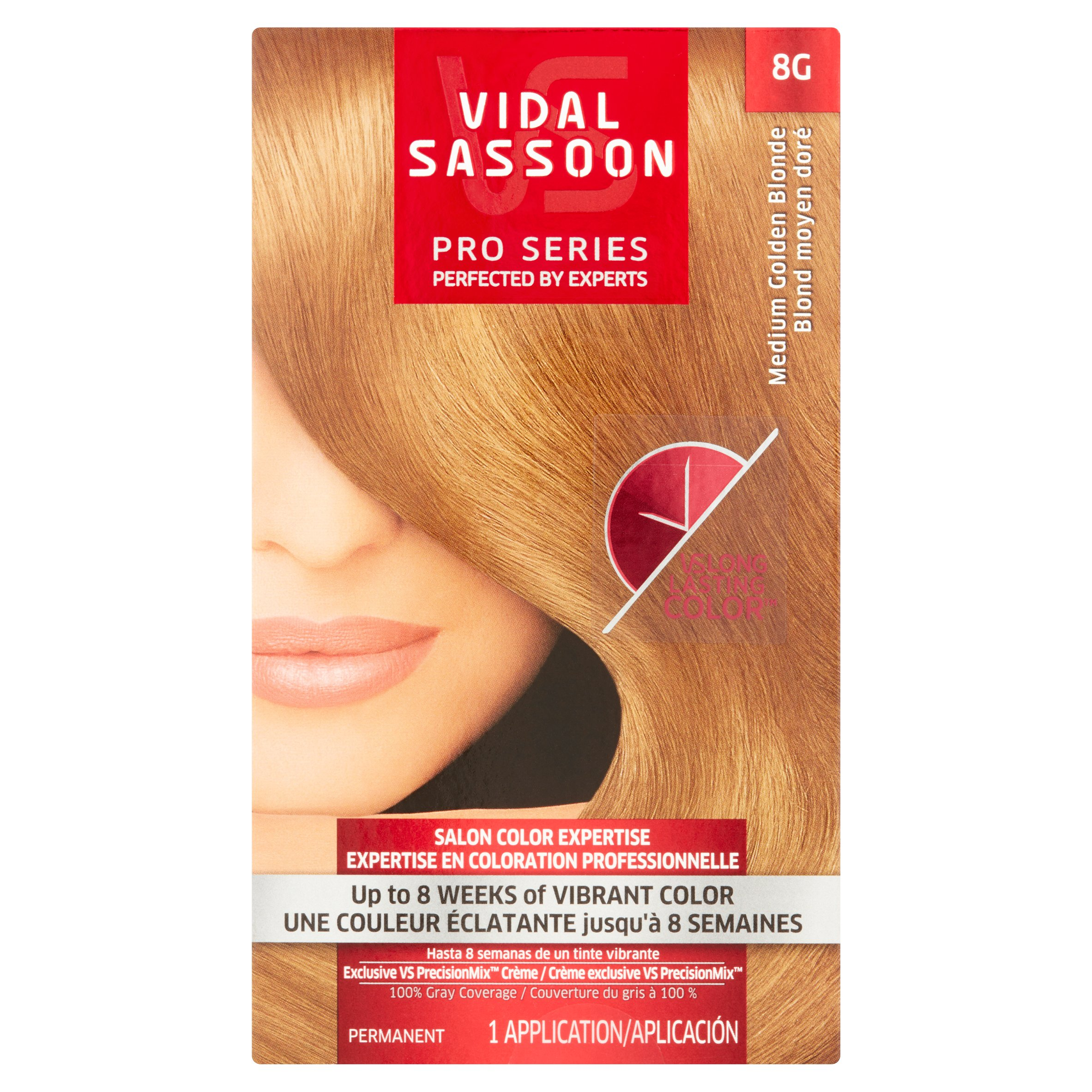 Vidal Sassoon Pro Series 5vr London Luxe London Lilac Permanent Hair
