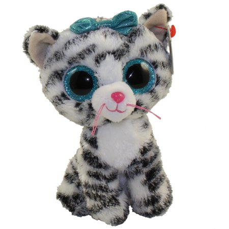0c94b83c35e TY Beanie Boos - QUINN the Cat (Glitter Eyes) (Regular Size - 6 inch)   Limited Exclusive  - Walmart.com