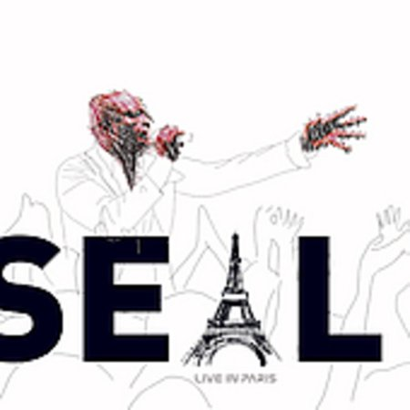 Seal   Live In Paris  Cd