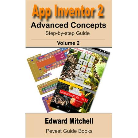 App Inventor 2: Advanced Concepts - eBook
