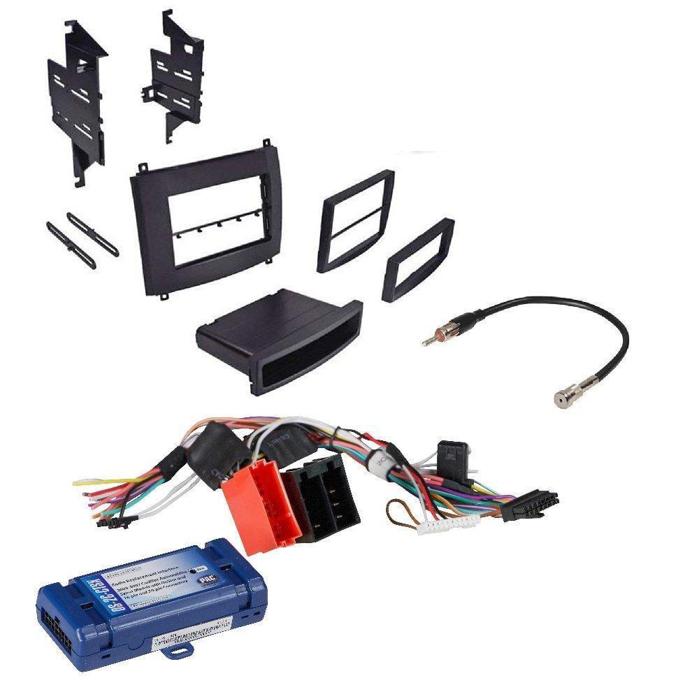 iSimple ISGM531 2007-2014 Cadillac Escalade Dual Aux Audio Input Factory Radio