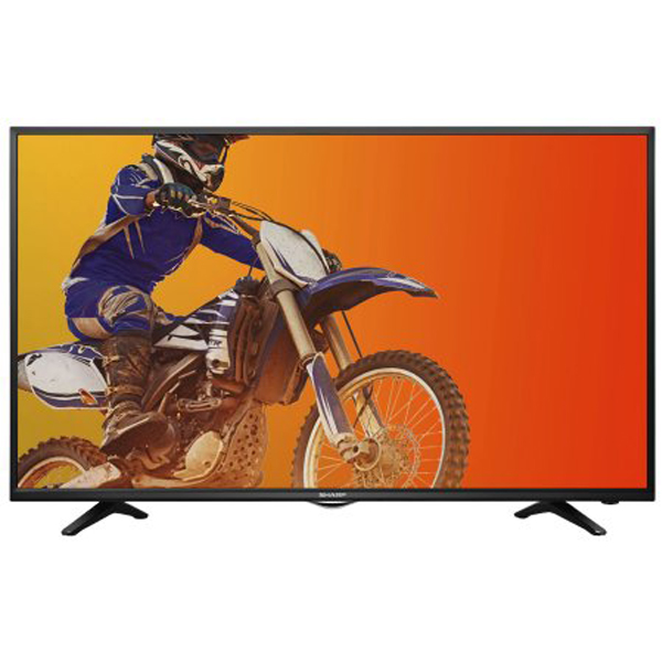 "Refurbished Sharp 43"" Class FHD (1080P) Smart LED TV (LC-43P5000U) by Sharp"