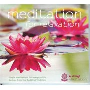 Meditation : Guided Mediation for Relaxation.