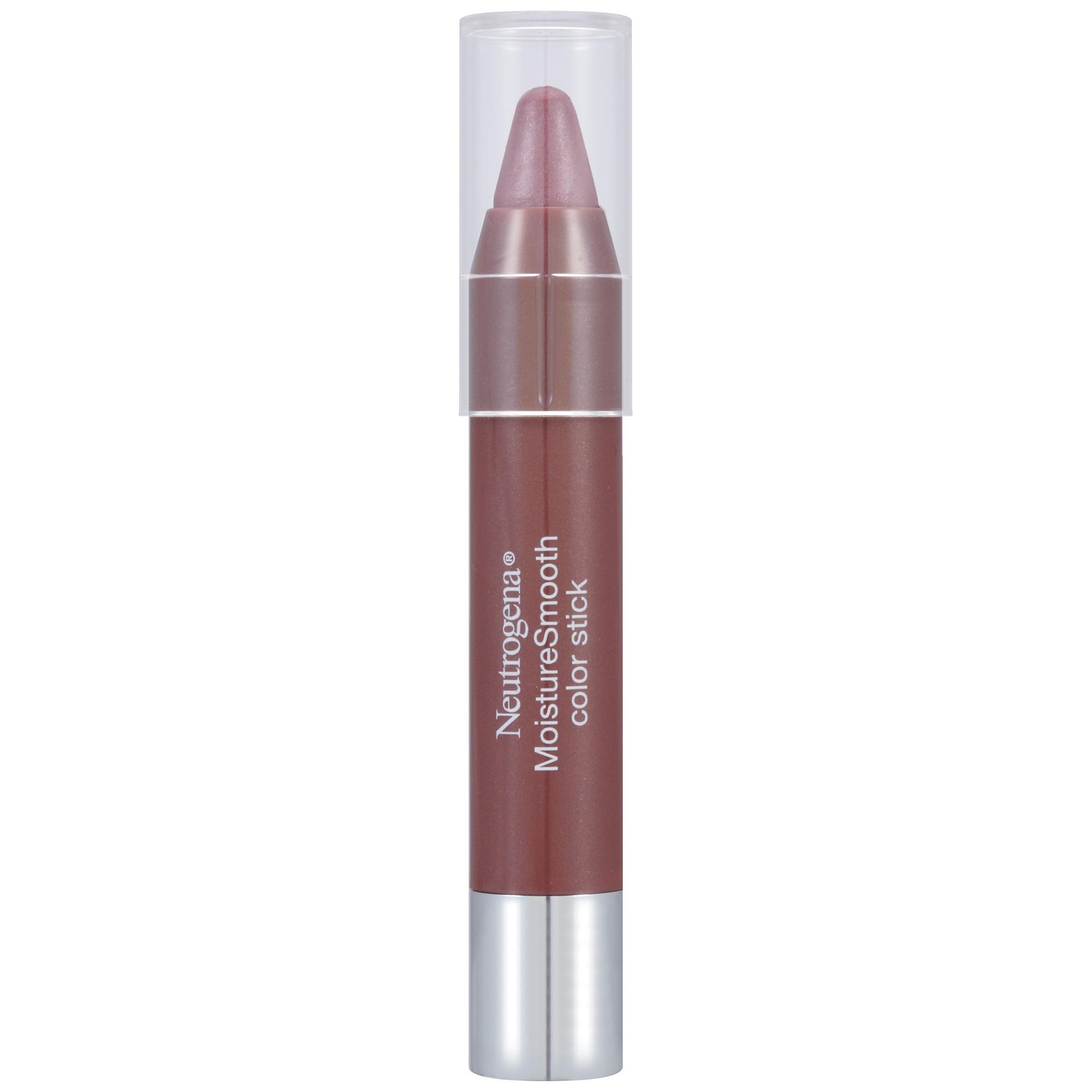 Neutrogena Moisturesmooth Color Stick, 70 Plum Perfect, .011 Oz