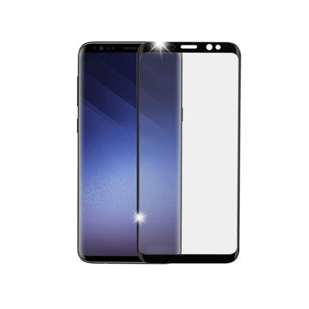 online store 86545 f7039 Samsung Galaxy S9 Plus Screen Protector, by Insten Full Coverage Tempered  Glass Screen Protector LCD Film Guard Shield for Samsung Galaxy S9 Plus S9+