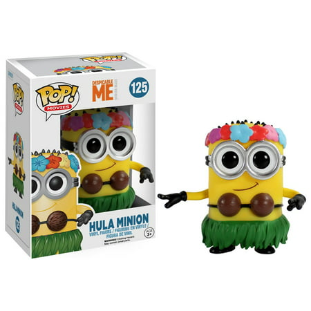 Pop! Movies: Despicable Me 2-hula Minion (Funko)](Edith Despicable Me)