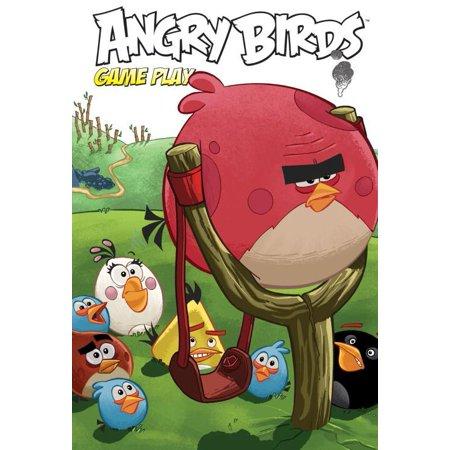 Angry Birds: Angry Birds Comics: Game Play (Other) - Angry Birds Halloween Comic Book