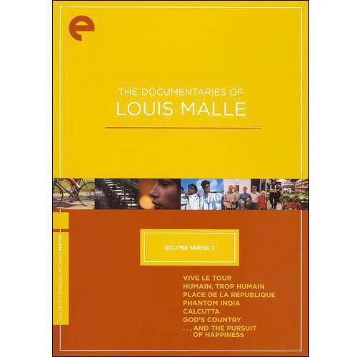 Eclipse Series 02: The Documentaries Of Louis Malle (Criterion Collection) (Full Frame)