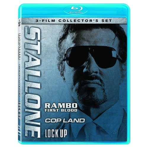The Stallone Collection: First Blood (Ultimate Edition) / Cop Land / Lock Up (Blu-ray) (Widescreen)