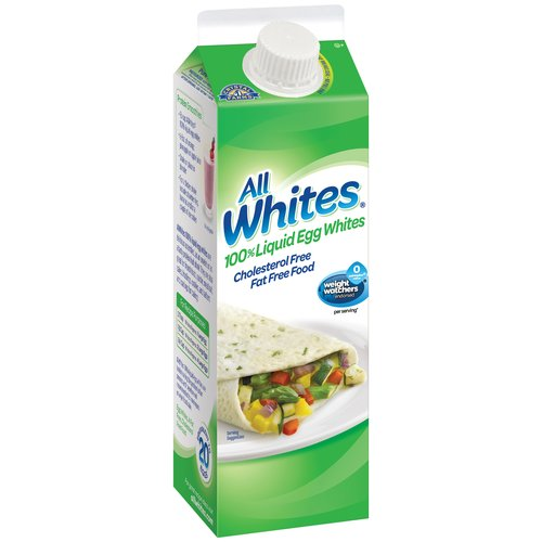 egg white ounces