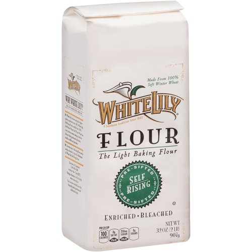 White Lily Self-Rising Flour, 32 oz