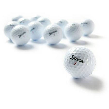 Srixon Soft Feel Golf Balls, Used, Mint Quality, 12