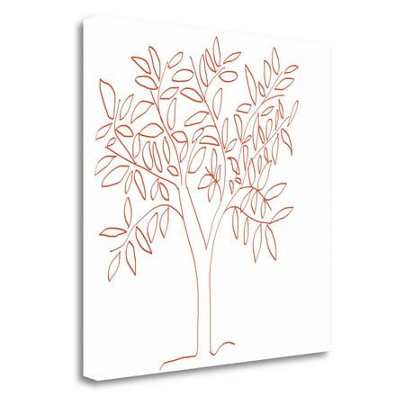 A Tangerine Tree by Jan Weiss - image 2 de 2