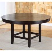 Bossa 54 in. Round Dining Table - Dark Chocolate
