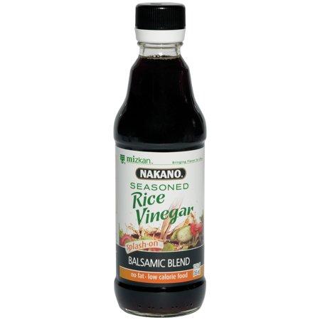 Nakano Rice Vinegar Seasoned Balsamic Blend 12 fl