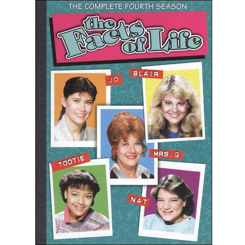The Facts Of Life: Season 4 (Full Frame)