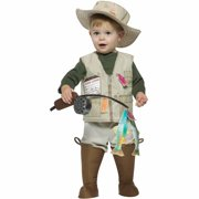 Future Fisherman Toddler Halloween Costume