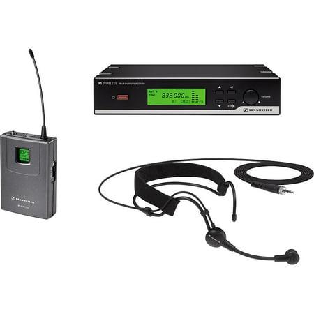 Sennheiser XSW 52-A Wireless Headmic Set A