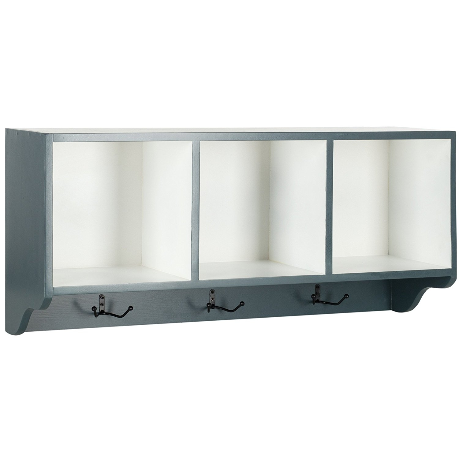 Safavieh American Home Collection Alice Slate Steel and W...