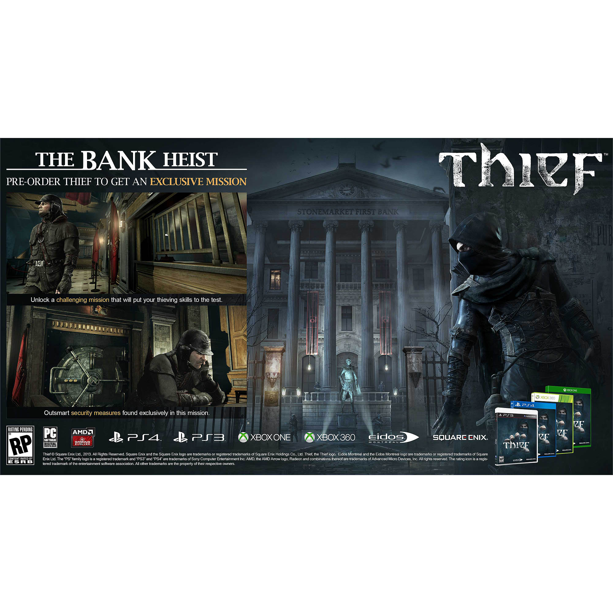 Thief (Xbox 360) - Pre-Owned