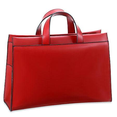 - Jack Georges Milano Wide Gusset Top Zip Laptop Brief