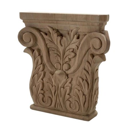 American Pro Decor 5APD10439 Medium Carved Wood Onlay - image 1 of 1