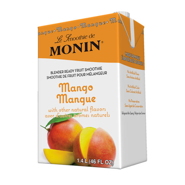 Monin® Mango Fruit Smoothie Mix