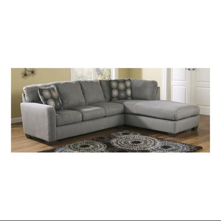 Signature design by ashley 70200 66 17 zella sectional for Zella sectional sofa