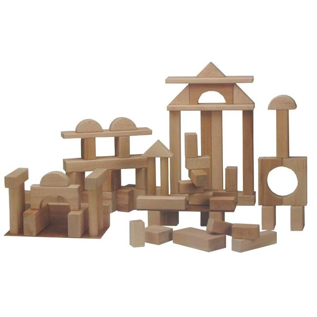 Beka 06036 Standard Set  36 piece set Hard Maple Unit Blocks Hard Maple Unit Blocks