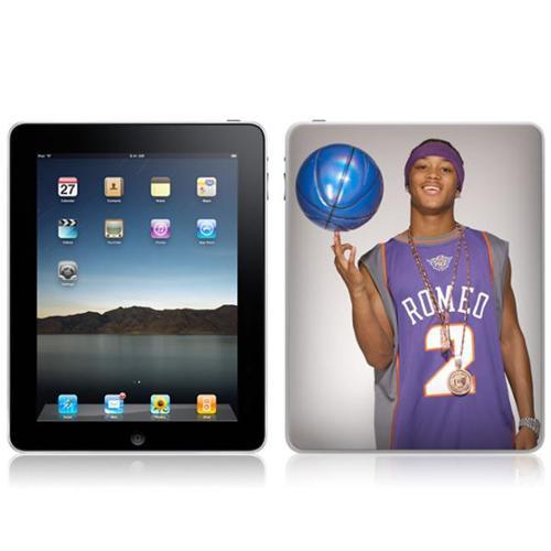 Zing Revolution MS-ROM10051 iPad- Wi-Fi-Wi-Fi + 3G- Romeo- Baller Skin