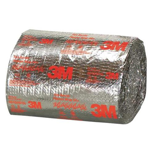 3M 5A+ 24 Fire Barrier Plenum Wrap, 50 ft. L, 24 In.