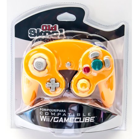 GameCube / Wii Compatible Controller - Spice (Orange)