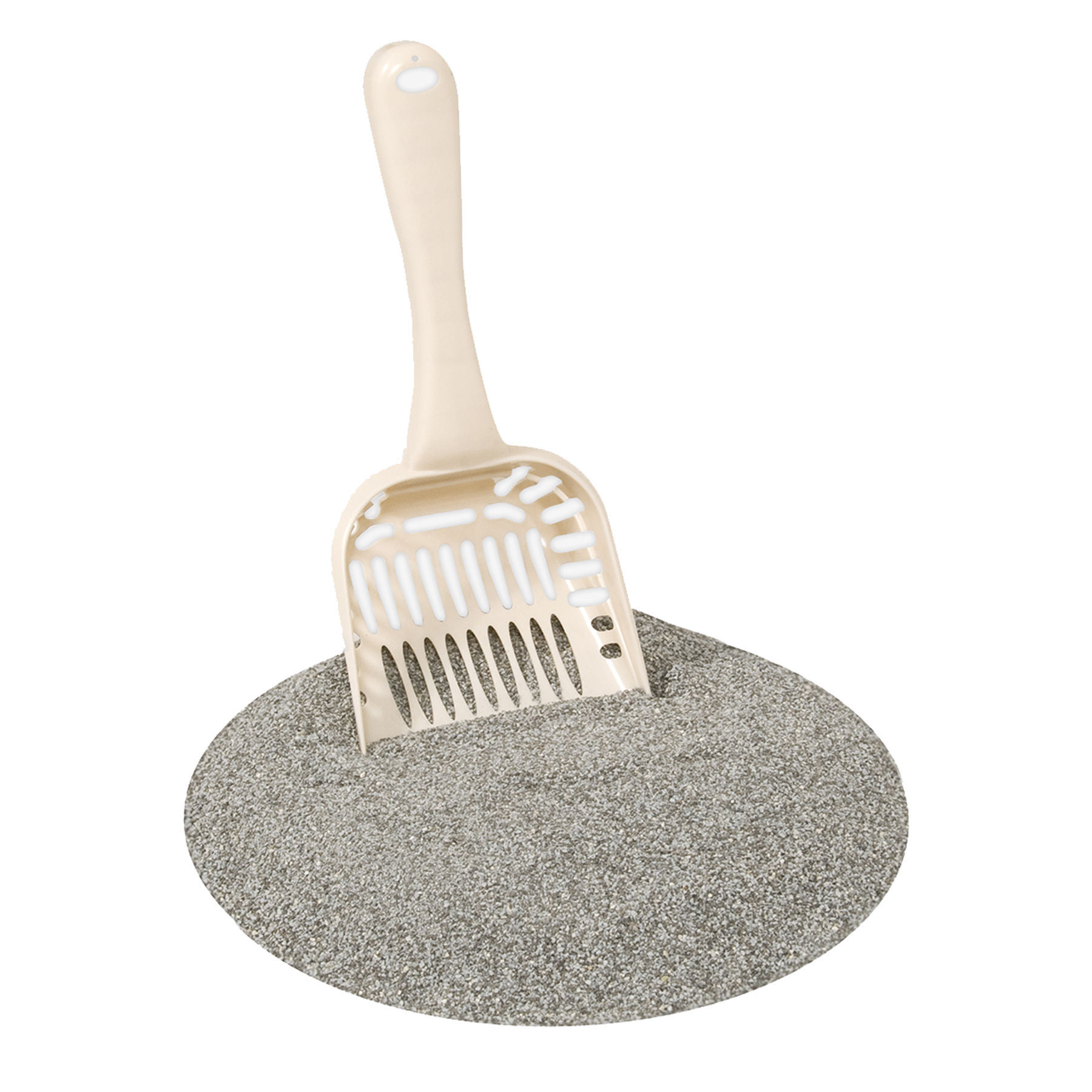 Petmate, Cat Litter Scoop With Microban, Large