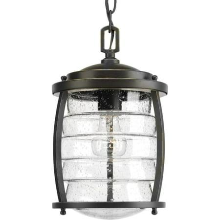 Progress Lighting Signal Bay Collection One-Light Hanging Lantern