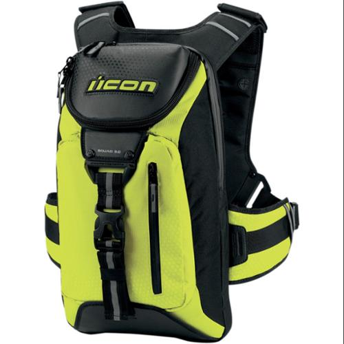 Icon Squad 3 Backpack Mil-Spec Yellow