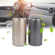 WALFRONT Mini USB Car Home Air Ionic Cleaner Purifier Filter Ionizer Freshener, Car Fresh Air Purifier, Ionizer Cleaner