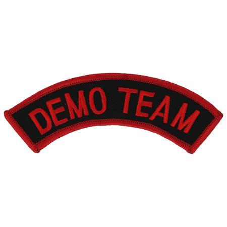 Demo Team Patch: Dome