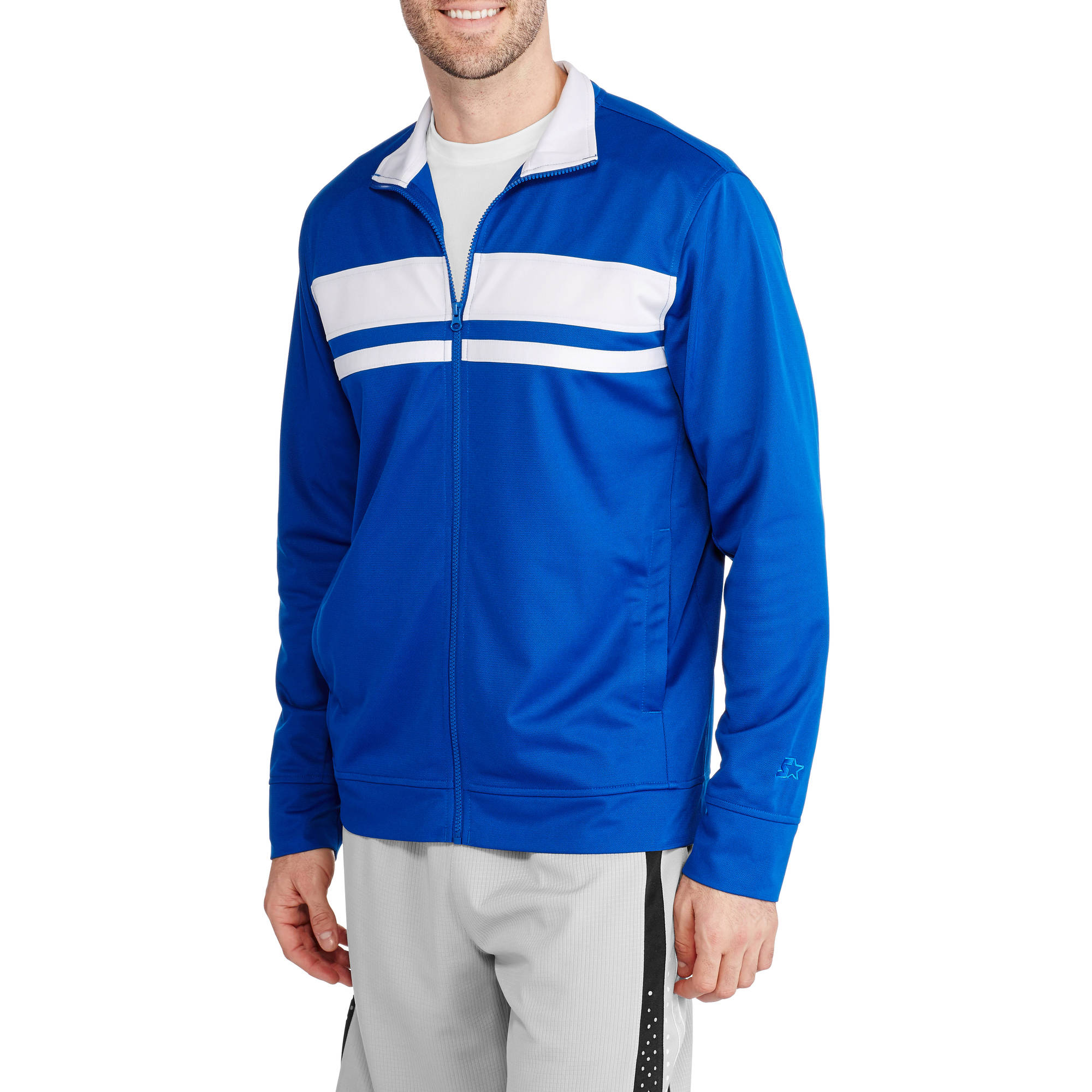 Starter Big Men's Performance Track Jacket