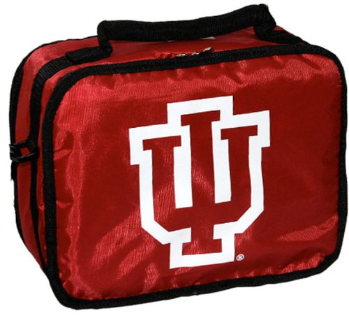 Indiana Hoosiers Lunch Box NCAA Licensed