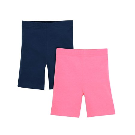 Bike Shorts, 2-pack (Baby Girls & Toddler Girls) - Buy Girl Online