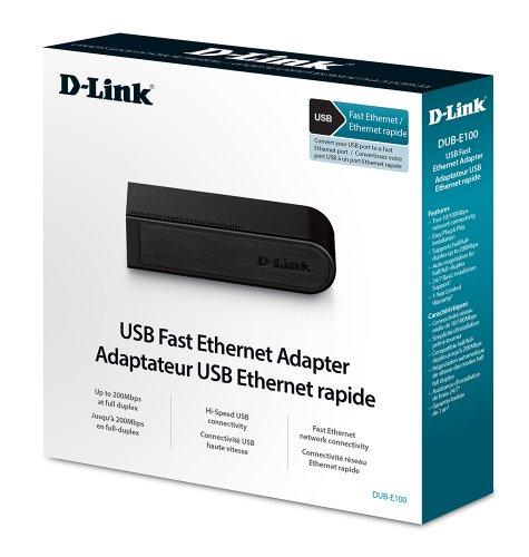 D-Link DUB-E100 USB Adapter Drivers Download (2019)