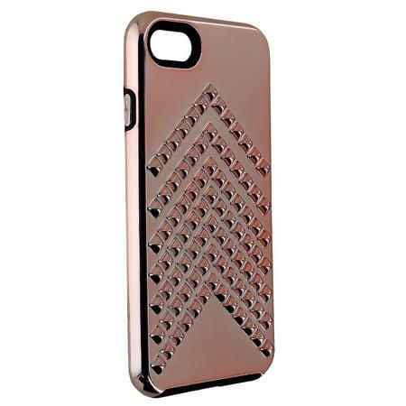 916f35a0f Case-Mate Rebecca Minkoff Case Cover for Apple iPhone 8 7 - Rose Gold /  Black (Refurbished) - Walmart.com
