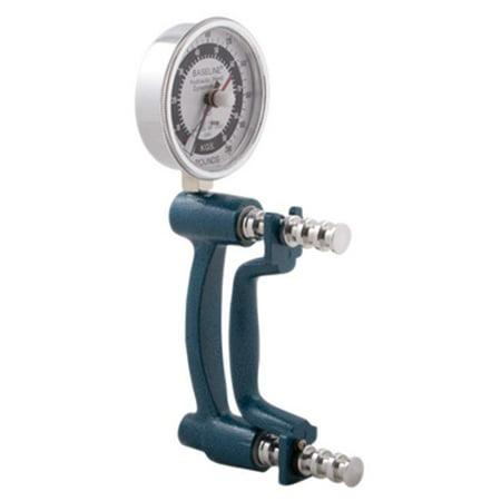 Fabrication Enterprises 12-0272 Baseline Pinch Gauge - Hydraulic - Standard - 50 Lbs. Capacity - Reverse Facing (Digital Hydraulic Pinch Gauge)