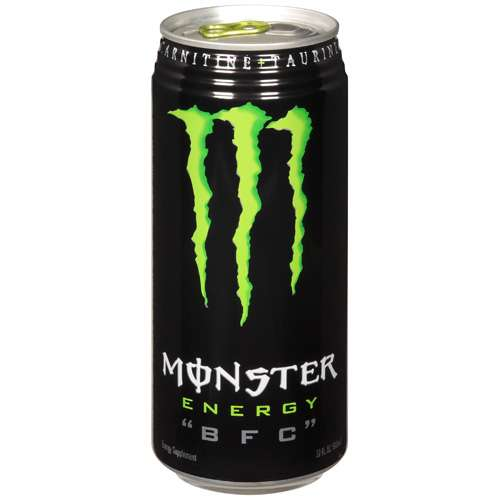 Monster: Bfc Energy Drink, 32 Oz