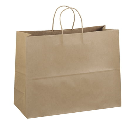 Brown Kraft Paper Bags, 16